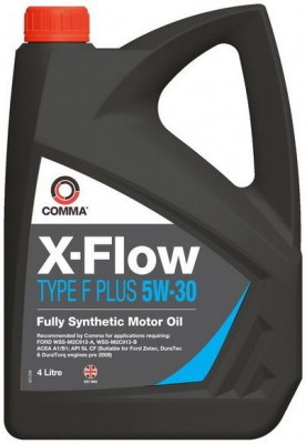 X-FLOW TYPE F PLUS 5W-30 4L