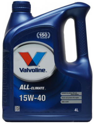 ALL-CLIMATE 15W-40 4L